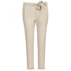 Beige pantalon casual, pantalon My Jewellery
