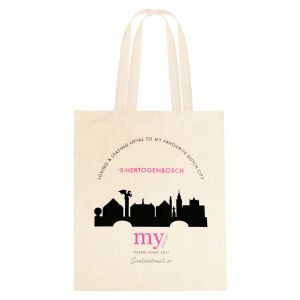 Totebag Den Bosch Limited, totebag My Jewellery