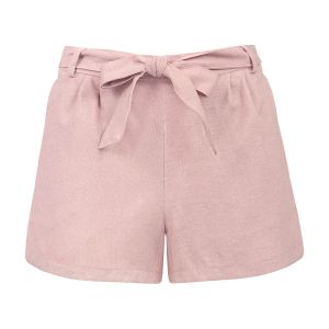Roze short casual-XS