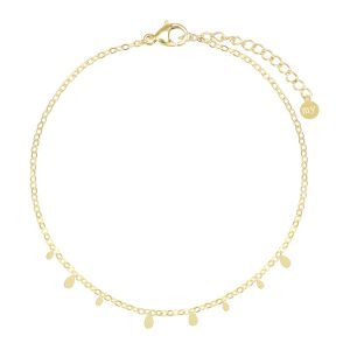 Armband kleine druppels, fijne armband My Jewellery