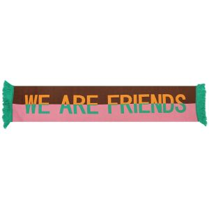 We are friends sjaal