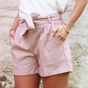 Roze short casual