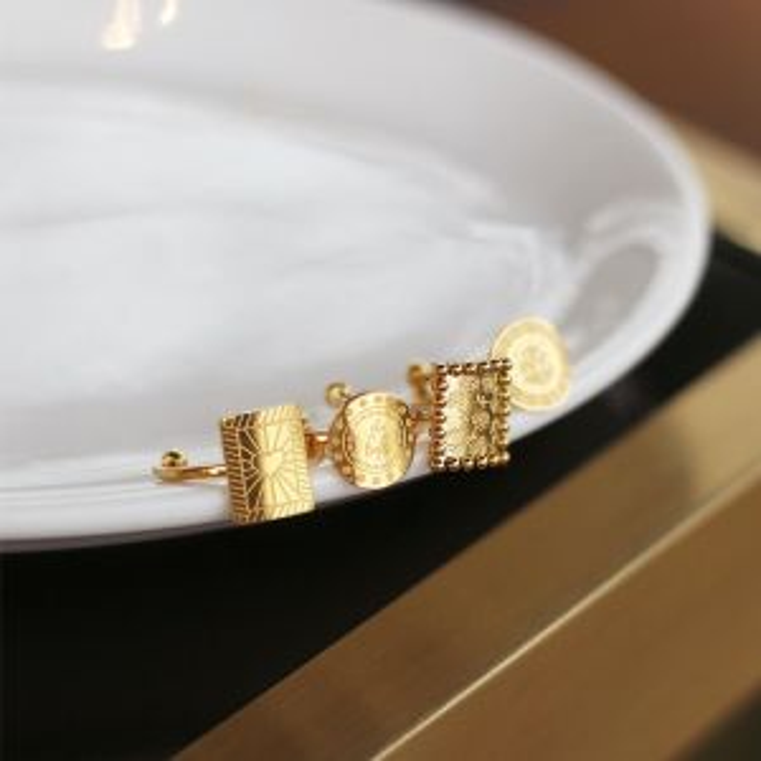 Custom Ring La Vie Est Belle