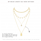 Long Flat Chain Basic Necklace 2.0