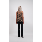 Leopard Layer Top