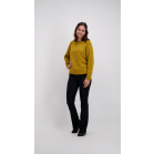 Yellow Holographic Sweater