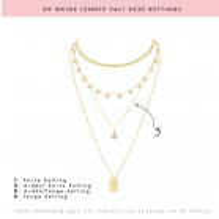 My Jewelery kettingen