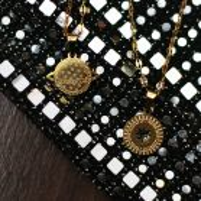 Minimalistische ketting met ster, Ketting met bedel My Jewellery