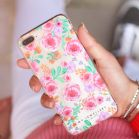 Pink Flowers iPhone Case - Transparant