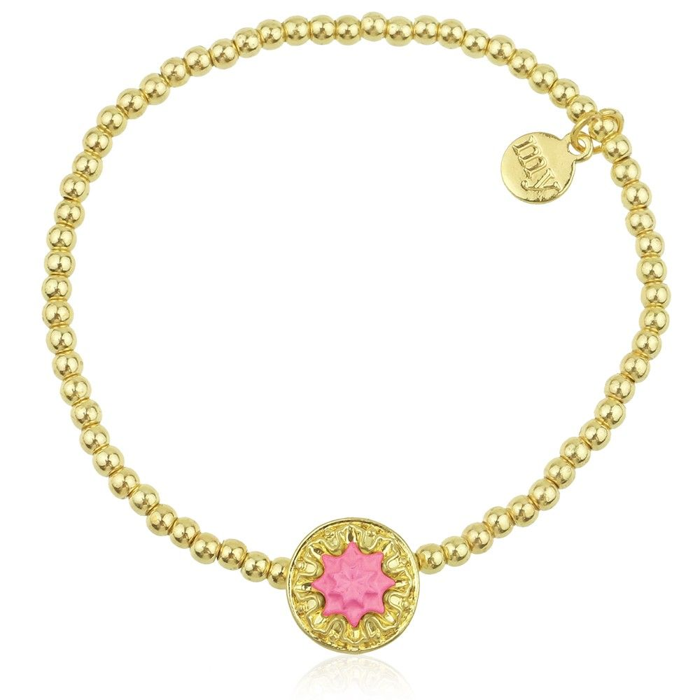 armbanden-set-gold-pink