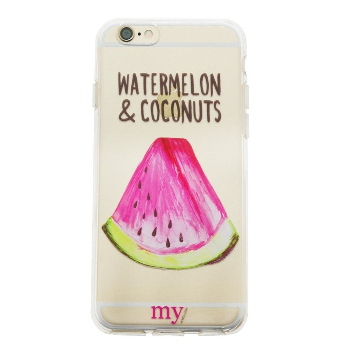 Iphone hoesje tropical