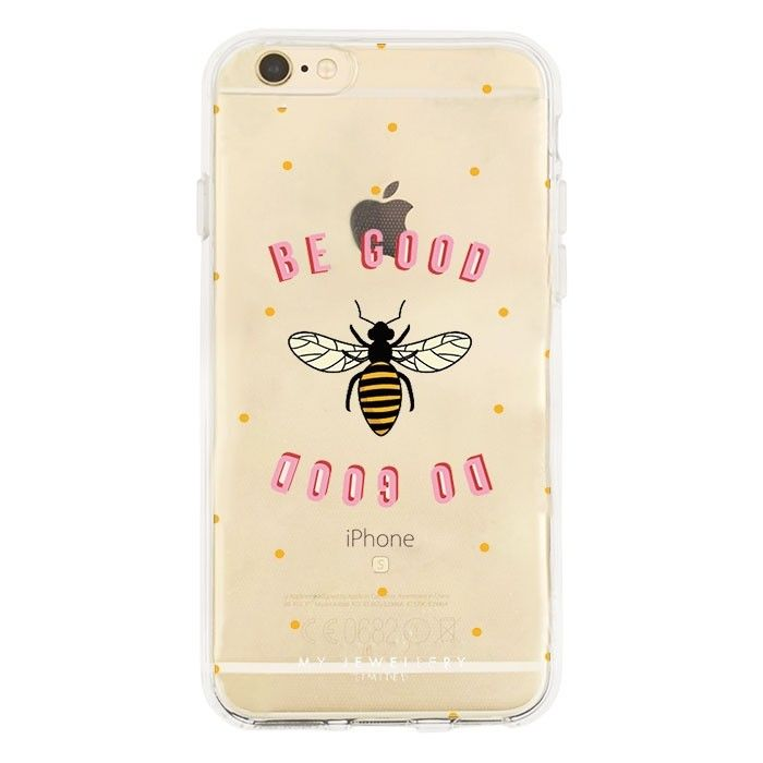 My Jewellery Iphone hoesje stippen bij quote soepel
