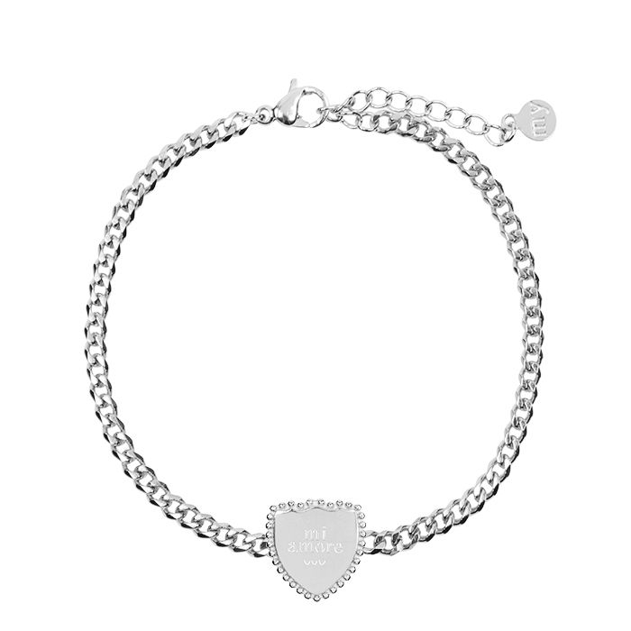 Armband Mi Amore goud My Jewellery