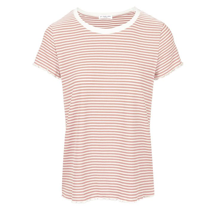 The Pink Stripe Tee