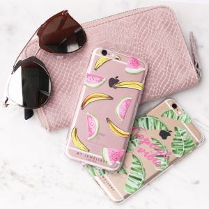Banana & Watermelon Case - iPhone/Samsung