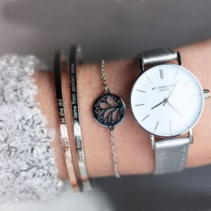 My Jewellery Limited Watch Small 2.0 - Silver