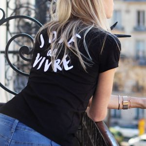 City Shirt Black - Joie De Vivre