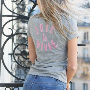 City Shirt Grey - Joie De Vivre