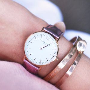 My Jewellery Limited Watch Small 2.0 – Pink/Rose