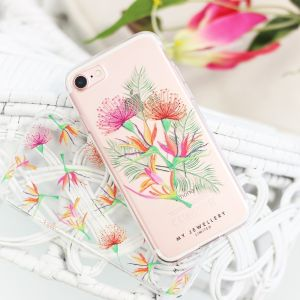 Multi Color Flower Case - iPhone