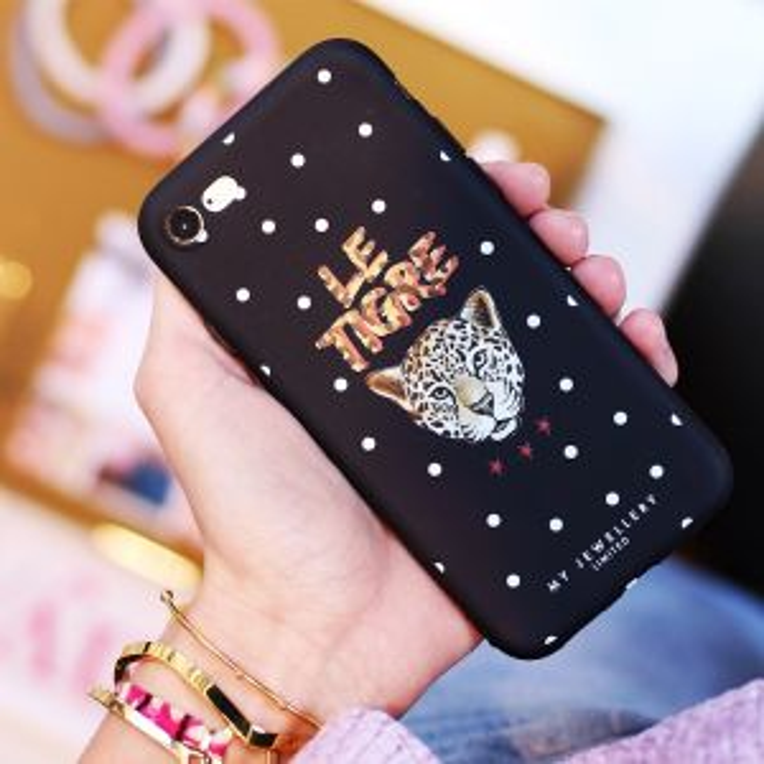 Le Tigre Case - Iphone