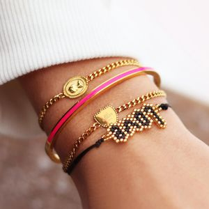 Fuchsia bangle smal