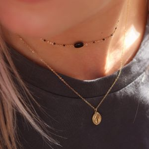 Necklace Coin Maria