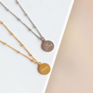 Love Is Coming Necklace