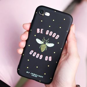 Be Good Do Good Case Black - iPhone