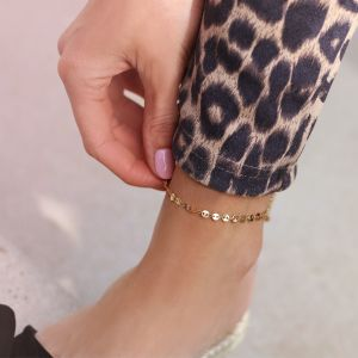Coins Anklet