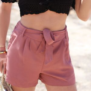 Ultimate Summer Short - Old Pink