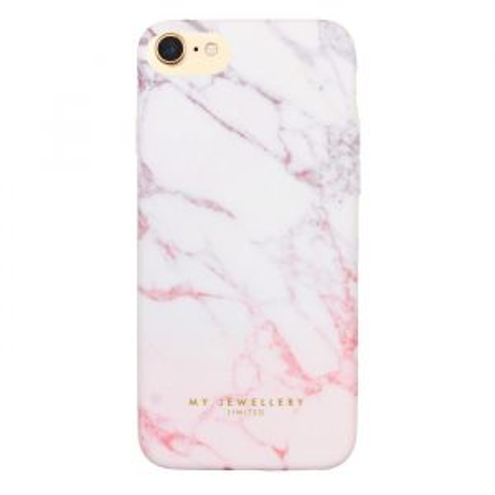 White Marble Case