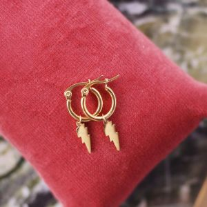 One Piece Big Thunderstruck Earring