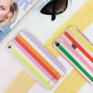 Striped Lila Case