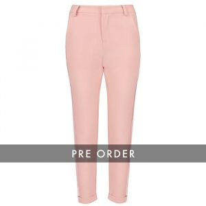 PRE-ORDER - Feminine Suit Pants - Light Pink