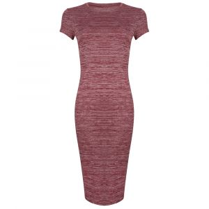 Pencil Dress - Bordeaux