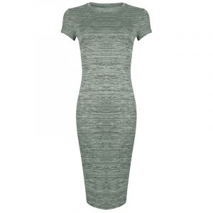 Pencil Dress - Army