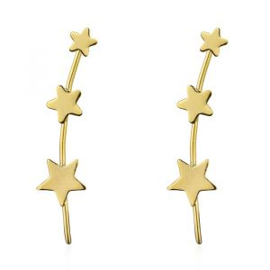 Earline Stars - Gold/Silver/Rose