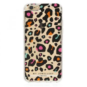 MultiColor Panther Case - Iphone