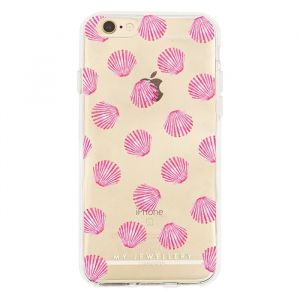 Pink Shell Case - Iphone