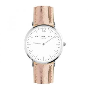 My Jewellery Limited Watch Small 2.0 – Bronze/Silver