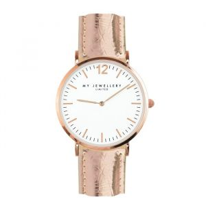 My Jewellery Limited Watch Small 2.0 – Bronze/Rose