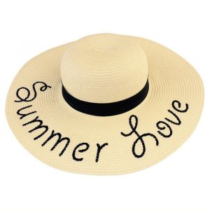 Summer Love Hat - Beige