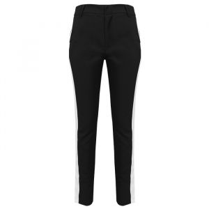 Striped Pantalon 2.0 - Black