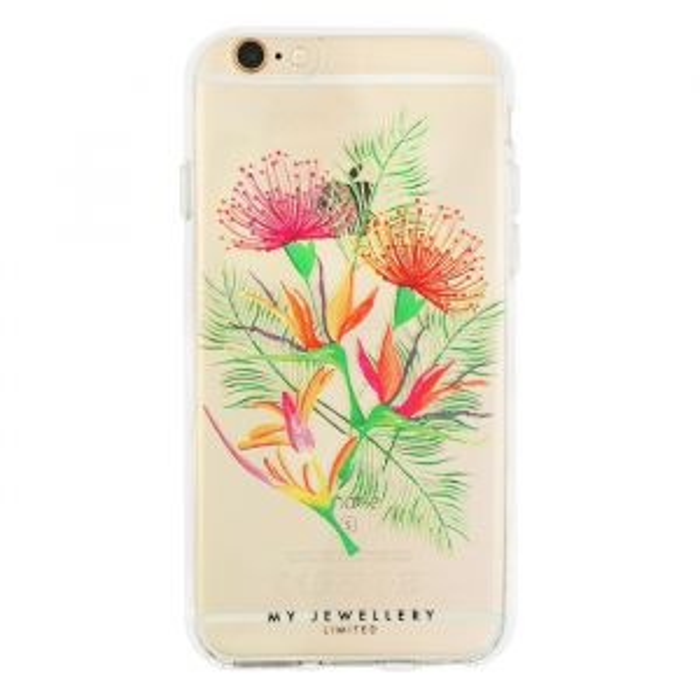 Multi Color Flower Case - iPhone