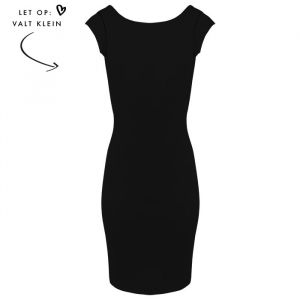 Basic Dress 2.0 - Black