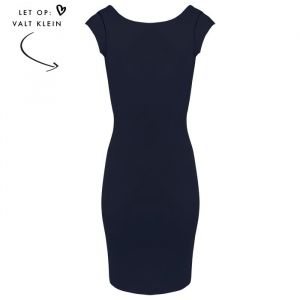 Basic Dress 2.0 - Dark Blue