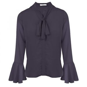 My Jewellery Blouse strik paars blauw