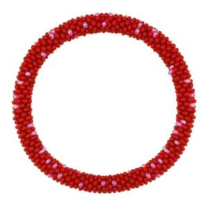 Little Beads Bracelet - Red