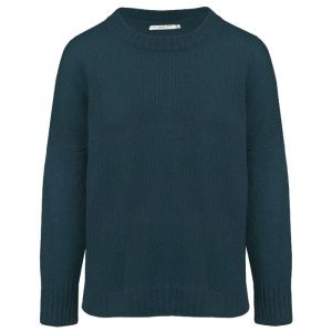 Knitted Sweater - Petrol
